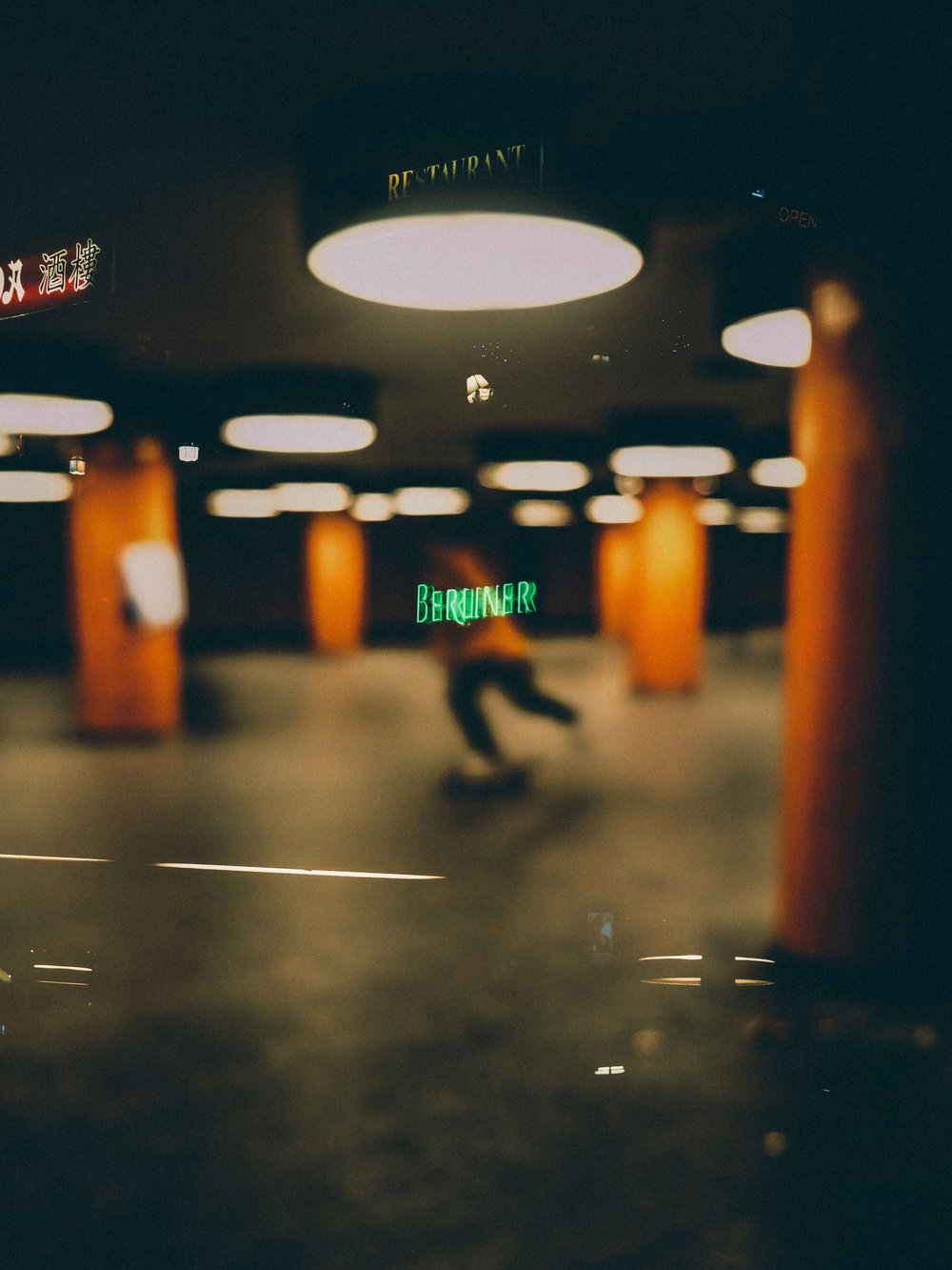 berlin-skateboard-u-bahn-underground-double-exposure