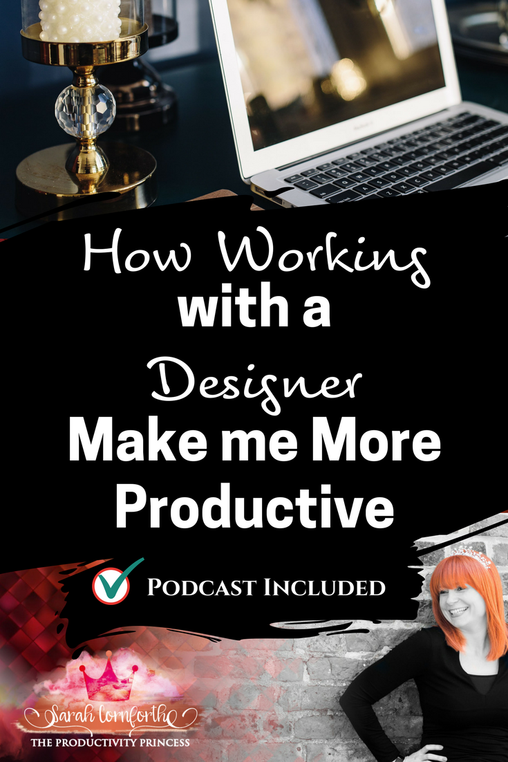 How Working With a Designer Made Me More Productive