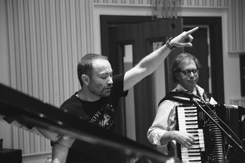 Gibson Studios - Rehearsals (w. Gary Schreiner)