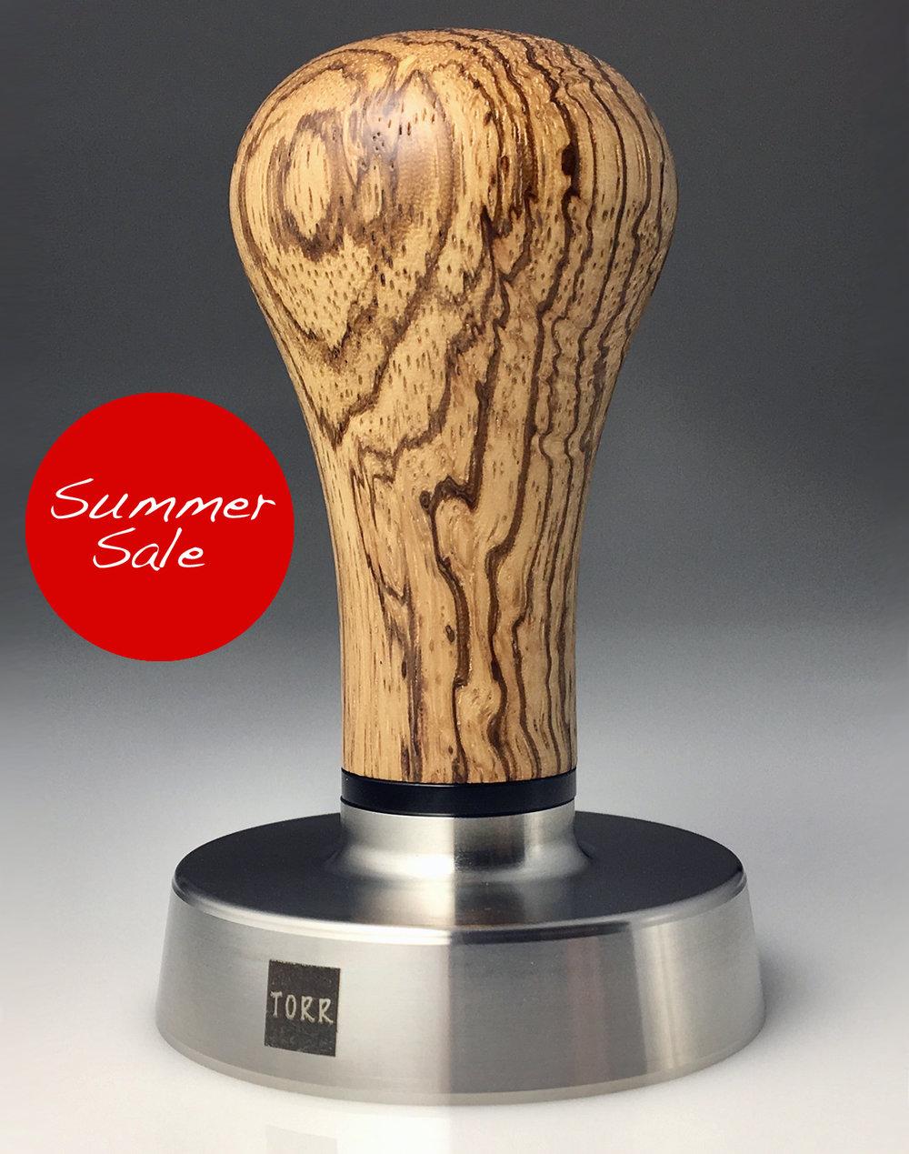 Summer Sale TORR Tamper TI G5 SE 58.55