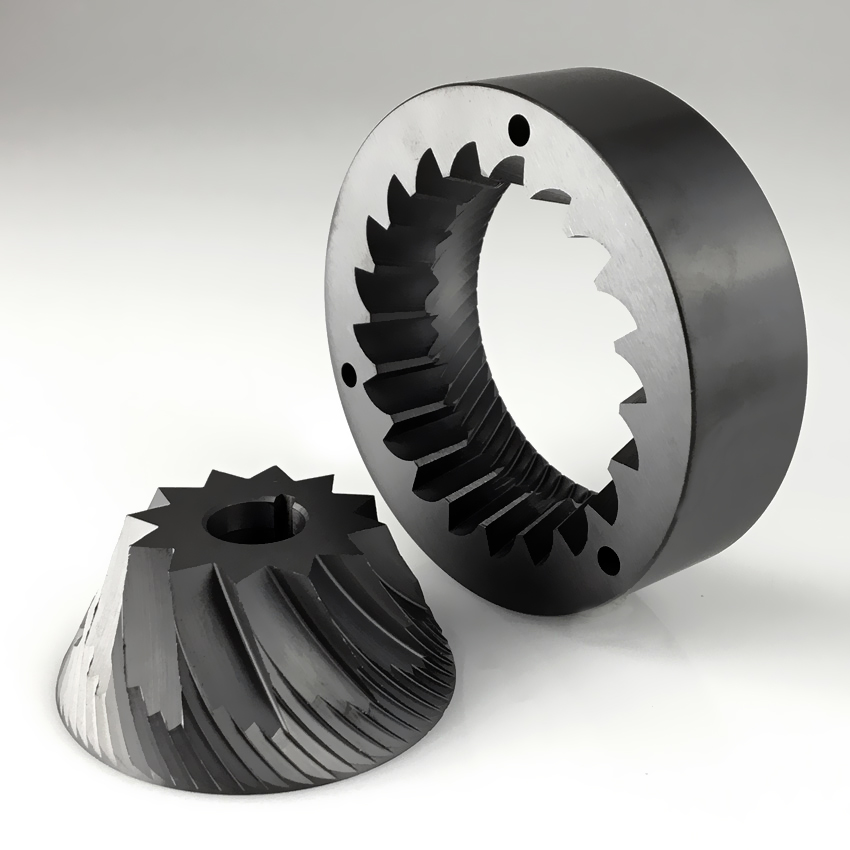 DLC BURRS - DLC COATED FOR YOUR GRINDER & BETTER PERFORMANCE - 3000 KG +