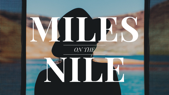 Miles on the Nile