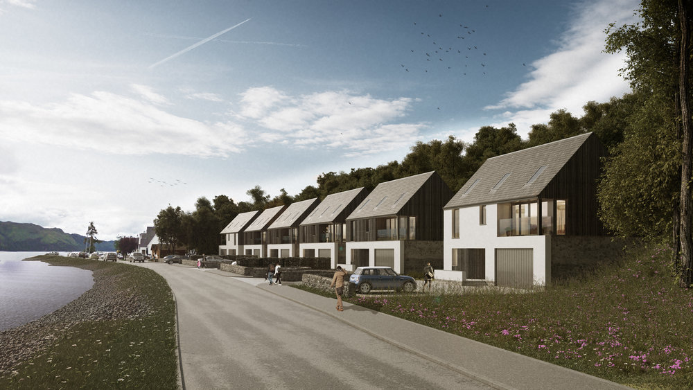 Residential (Loch Carron)