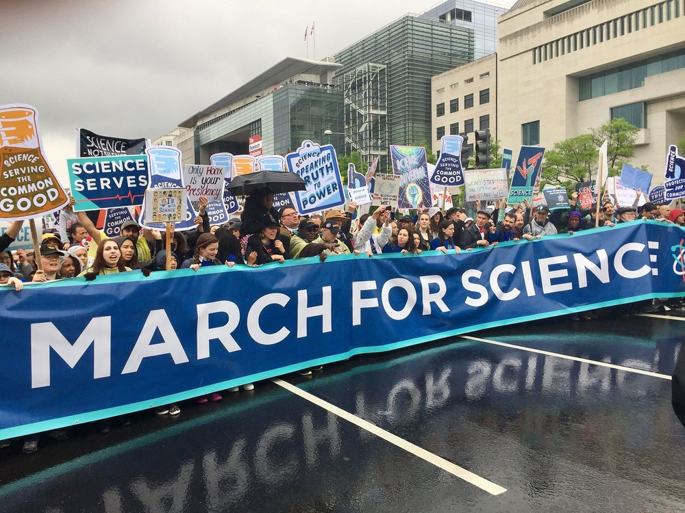 Image credit: Becker1999 from Grove City, OH (March for Science, Washington, DC) [ CC BY 2.0 ]