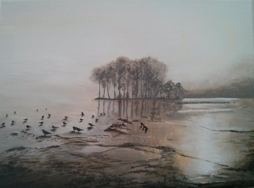 Gill's landscape