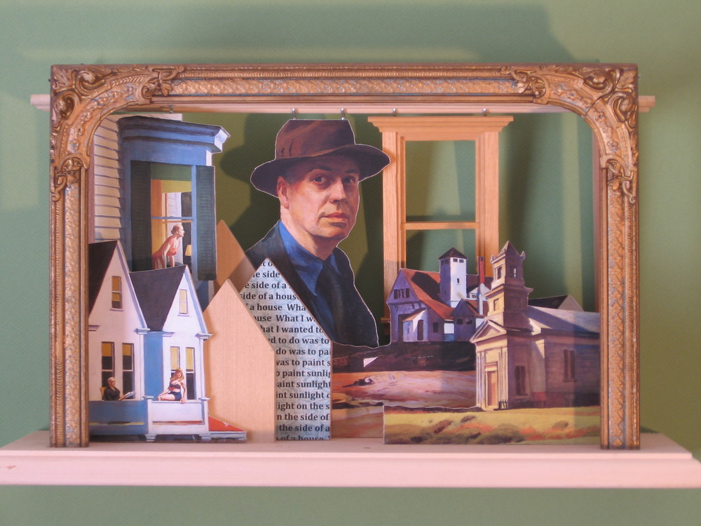 A Tribute to Edward Hopper SOLD