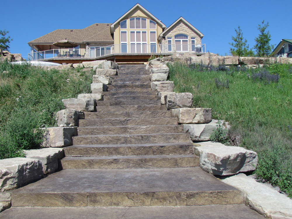 Seamless Roughstone stairs in Buff colouring.JPG