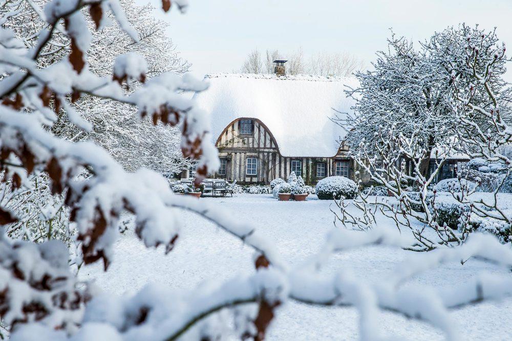 activités en hiver au Domaine d'Ablon Normandie