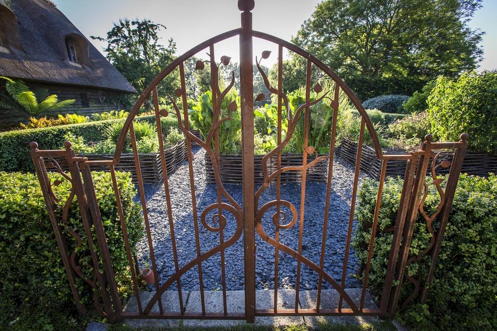 Le jardin des simples