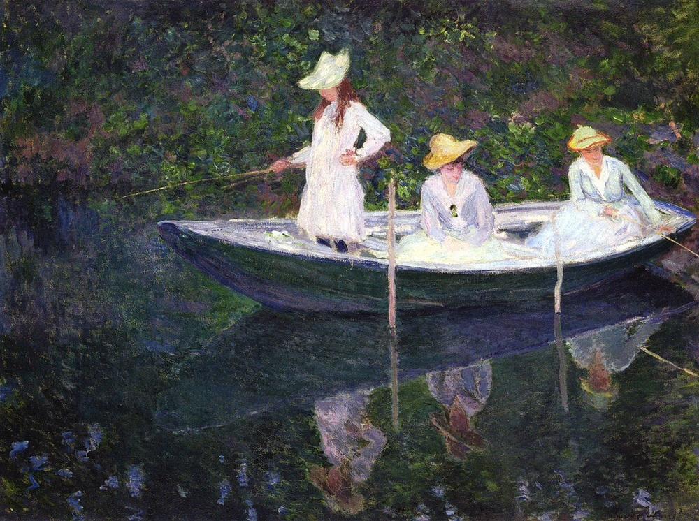 Monet_-_In_der_Barke (1).jpg