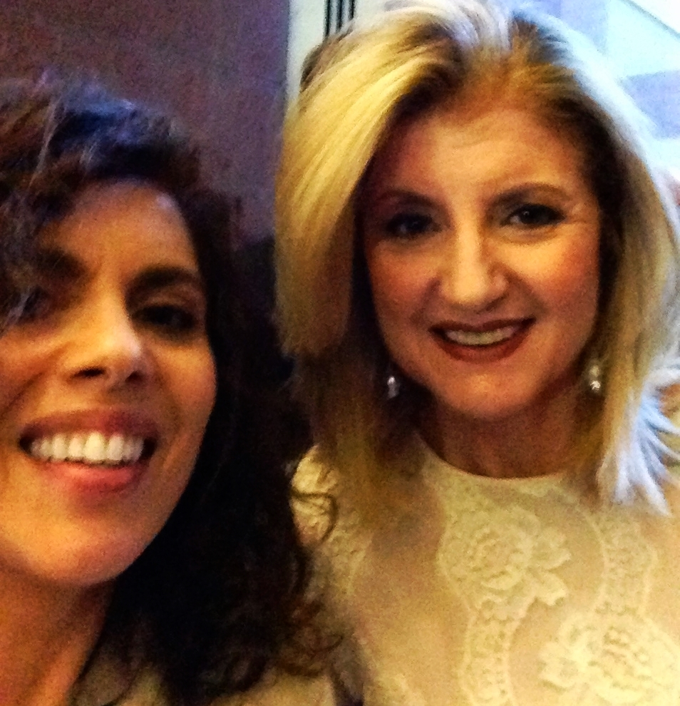 Thriving with Arianna Huffington