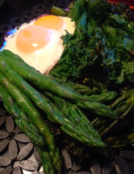 Green 'n Eggs