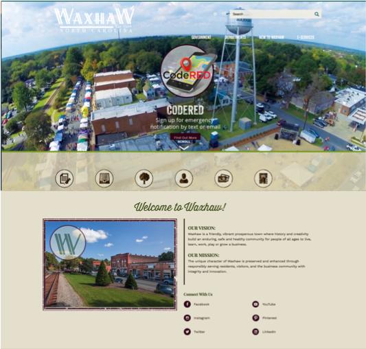 Waxhaw Website
