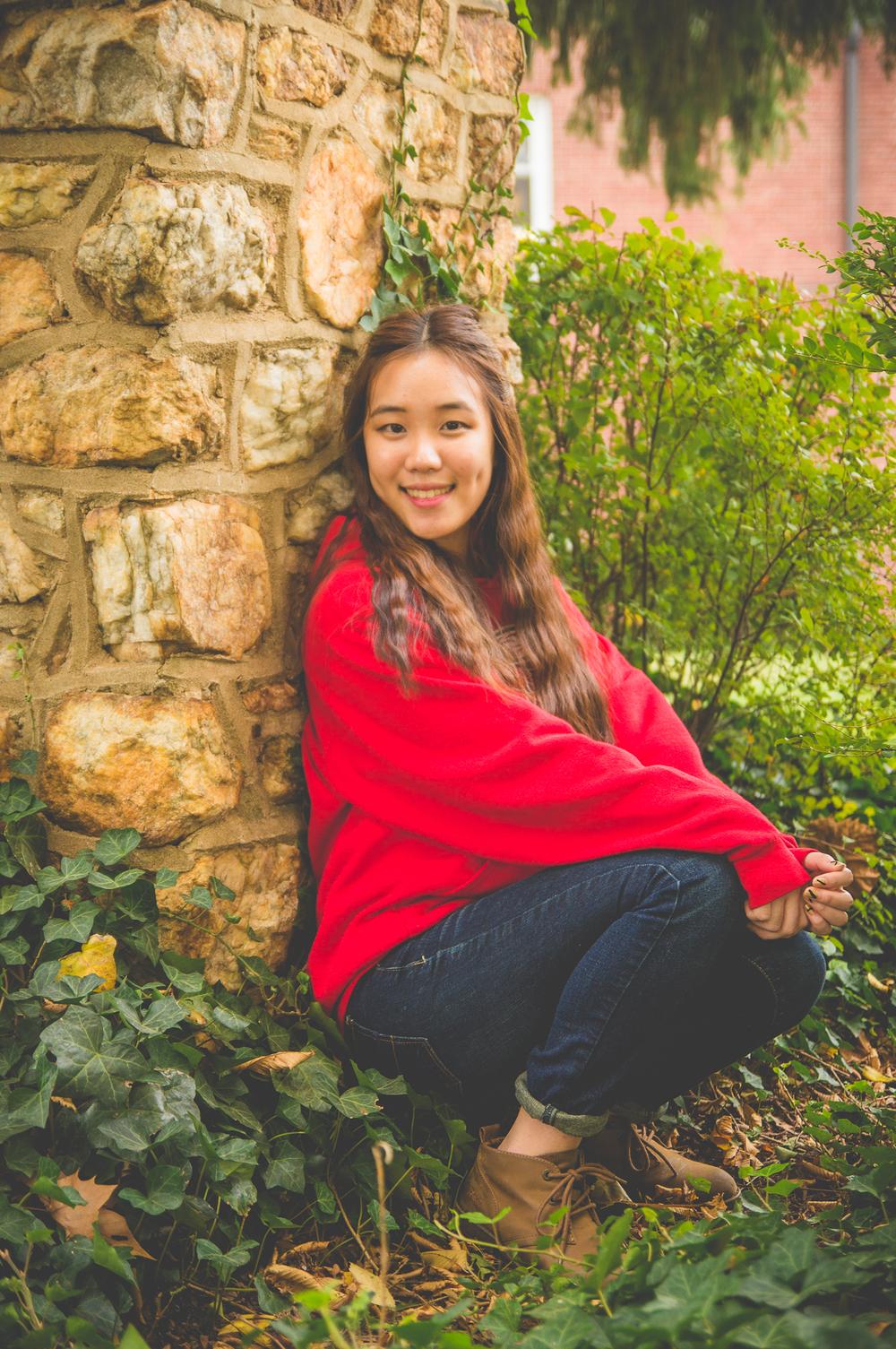 Lynchburg, VA Senior Portrait Photography