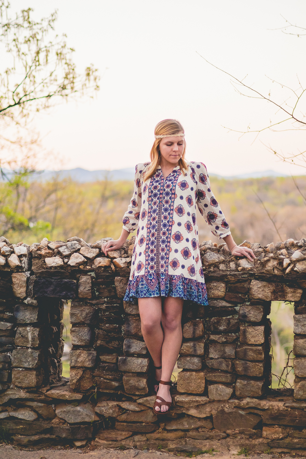 Lynchburg, VA Senior Portrait Photography