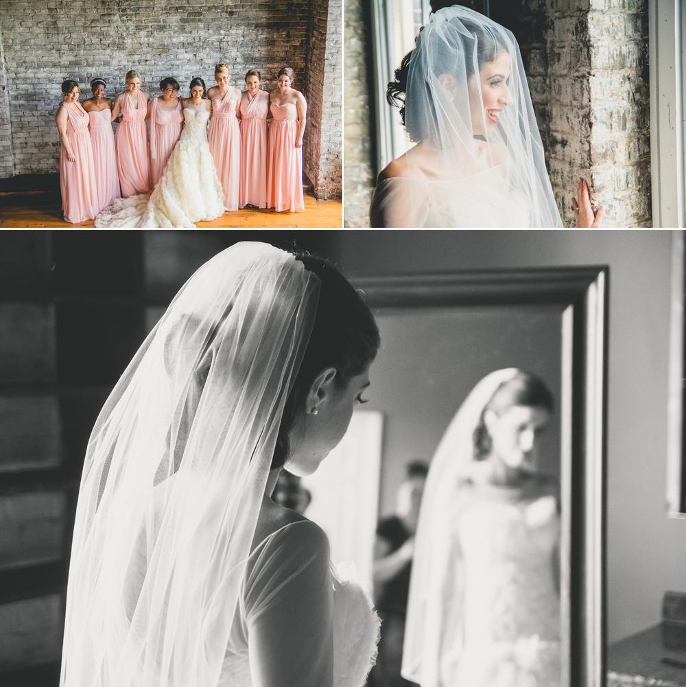 lynchburg va wedding photographers at tresca on 8th
