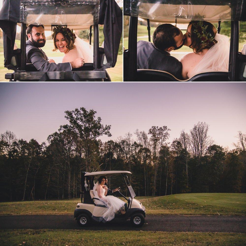 boonsboro country club wedding lynchburg va