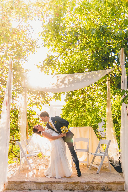 jerusalem wedding at tur sinai organi vineyard