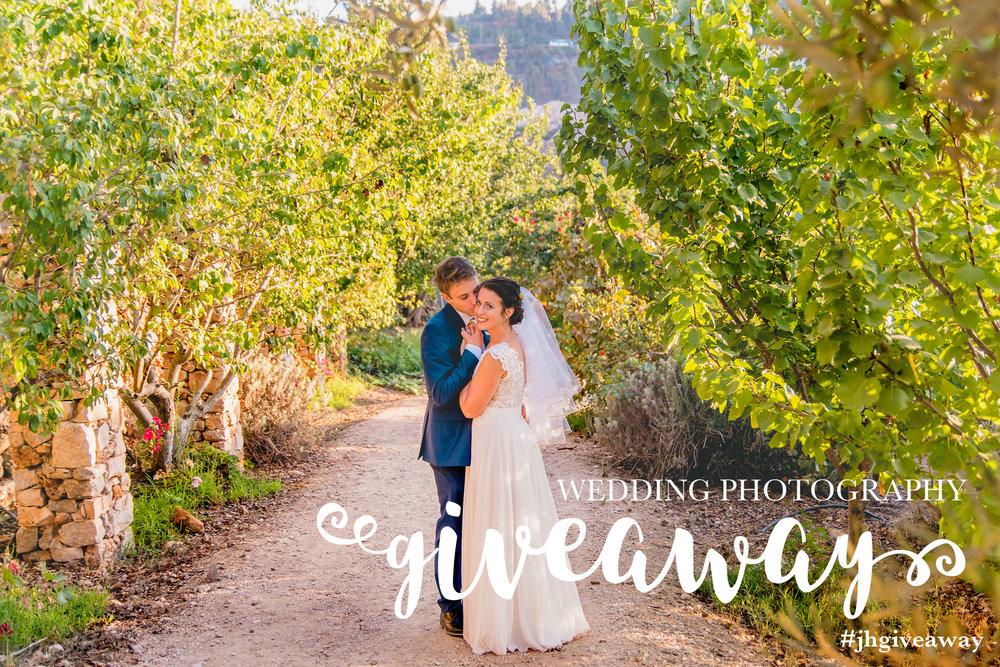 jonathan hannah wedding photography giveaway