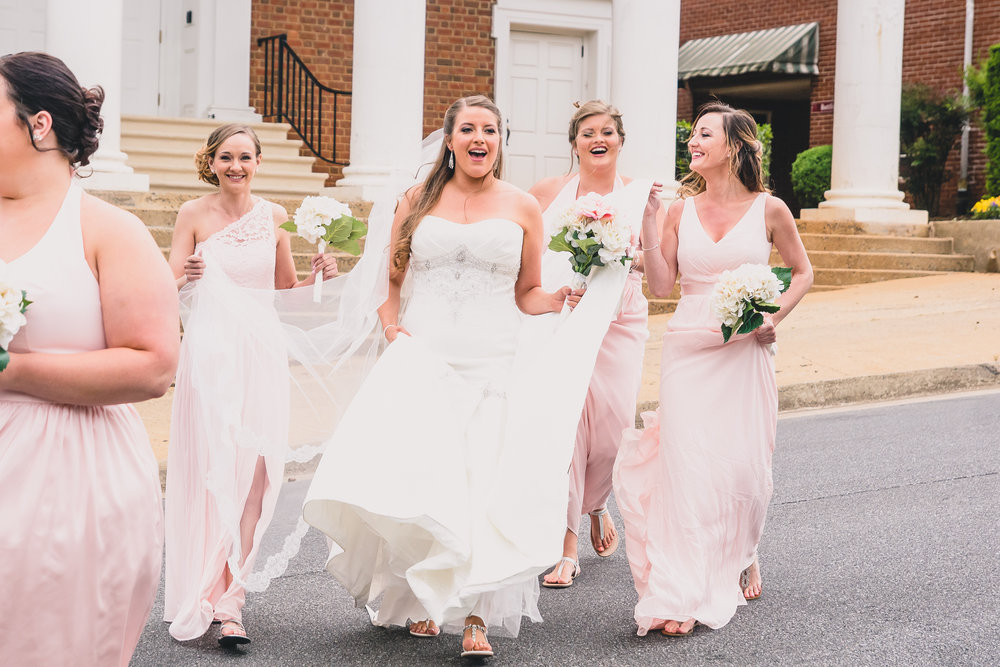 elegant wedding at old pate chapel lynchburg va