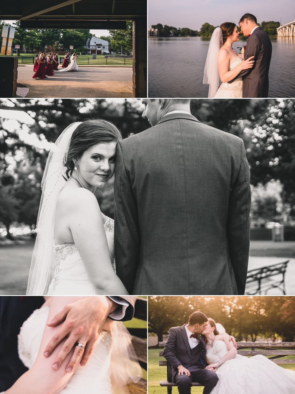 downtown fairytale wedding at the historic post office in hampton virginia by jonathan hannah photography