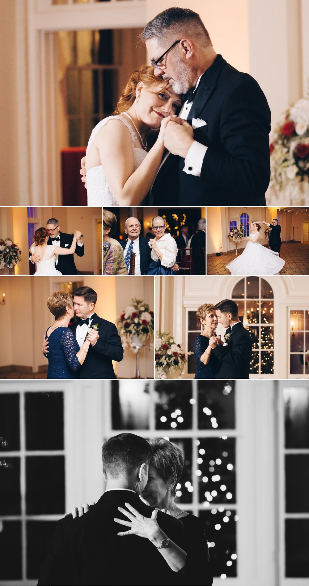 Scott and Brynn's Winter Estate Wedding at Whitehall Estate in Bluemont VA by Jonathan Hannah Photography