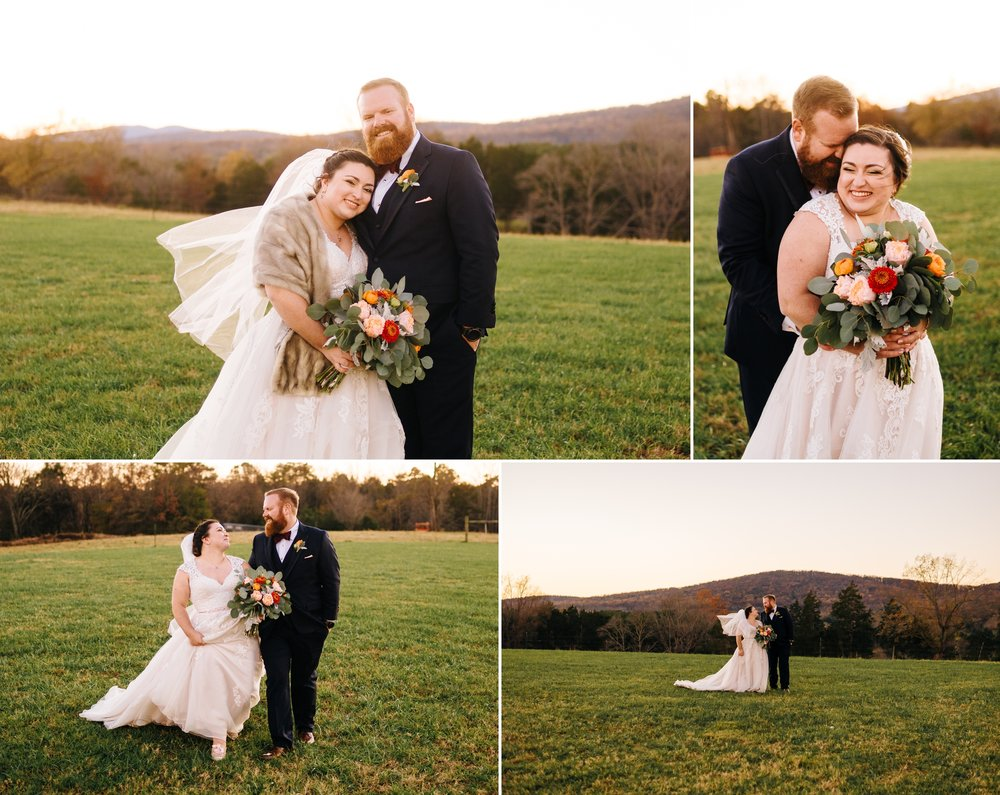Bride_and_groom_portraits_standing_in_field_at_wolftrap_farms_by_jonathan_and_hannah_photography