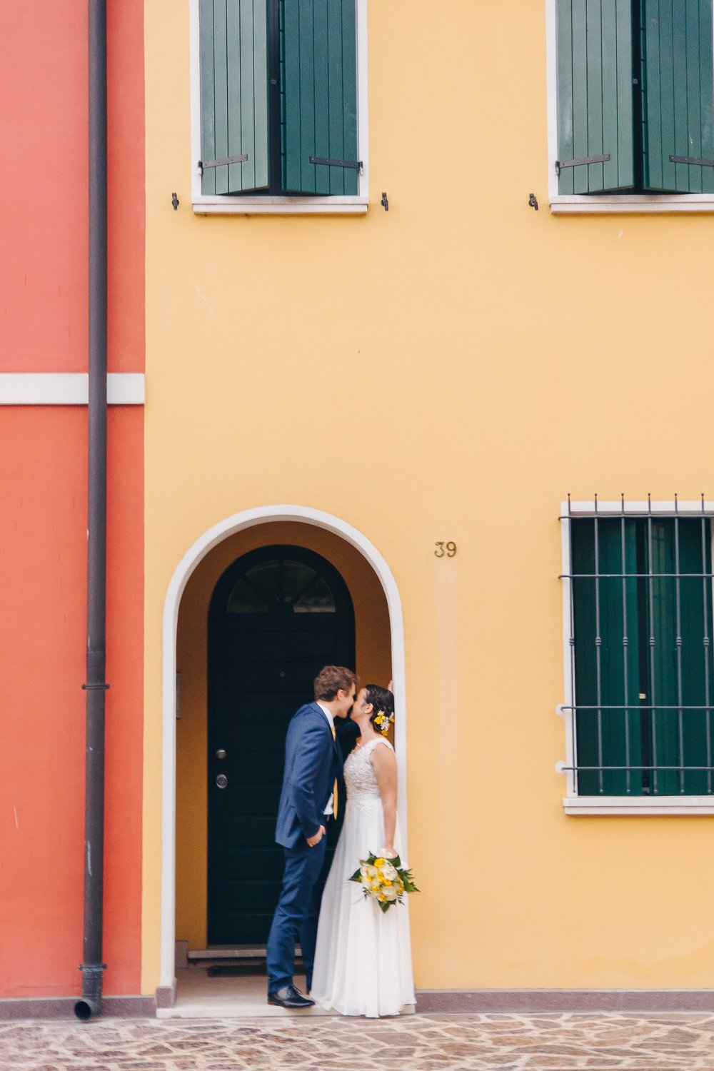 """You were present in every moment, shooting beautiful photos without even making us notice."" - Stefano & Sophie, Italy"