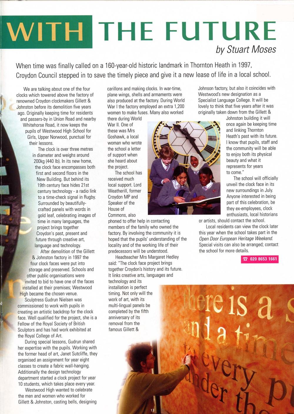 Westwood Highschool for Girls, Croydon Reports June 2002.b jpg.jpg