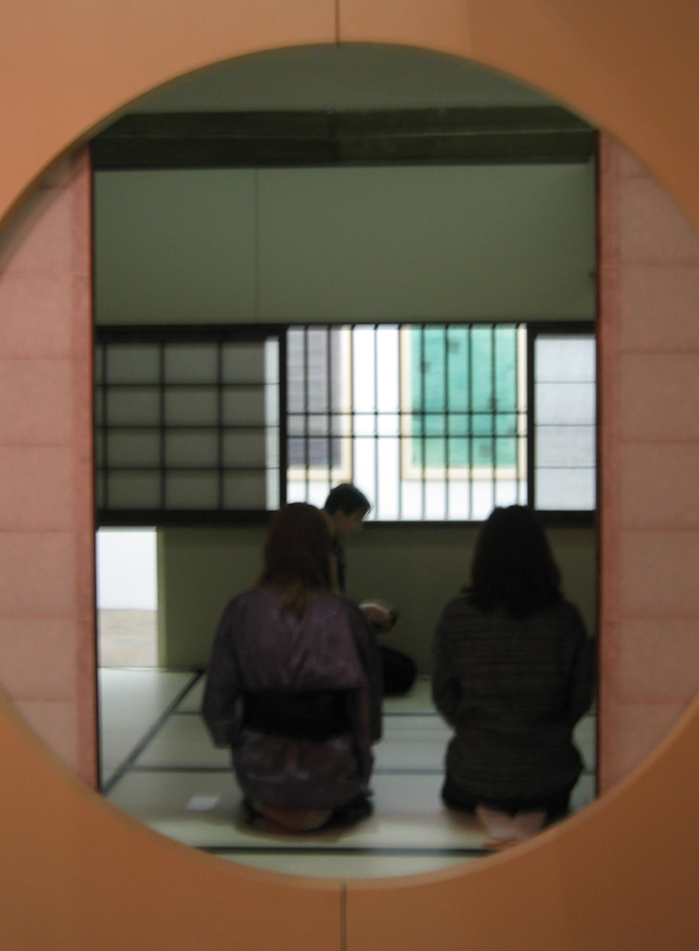 "2005  ""Japanese Tea Ceremony"""