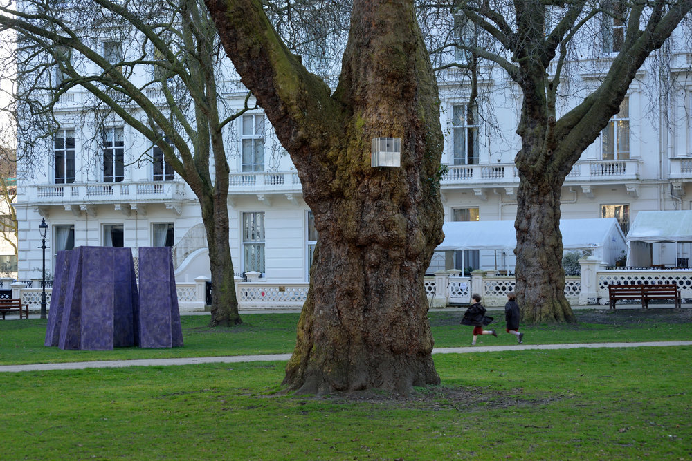 "2015 ""Labyrinth"" Prince´s Gardens, South Kensington, London"