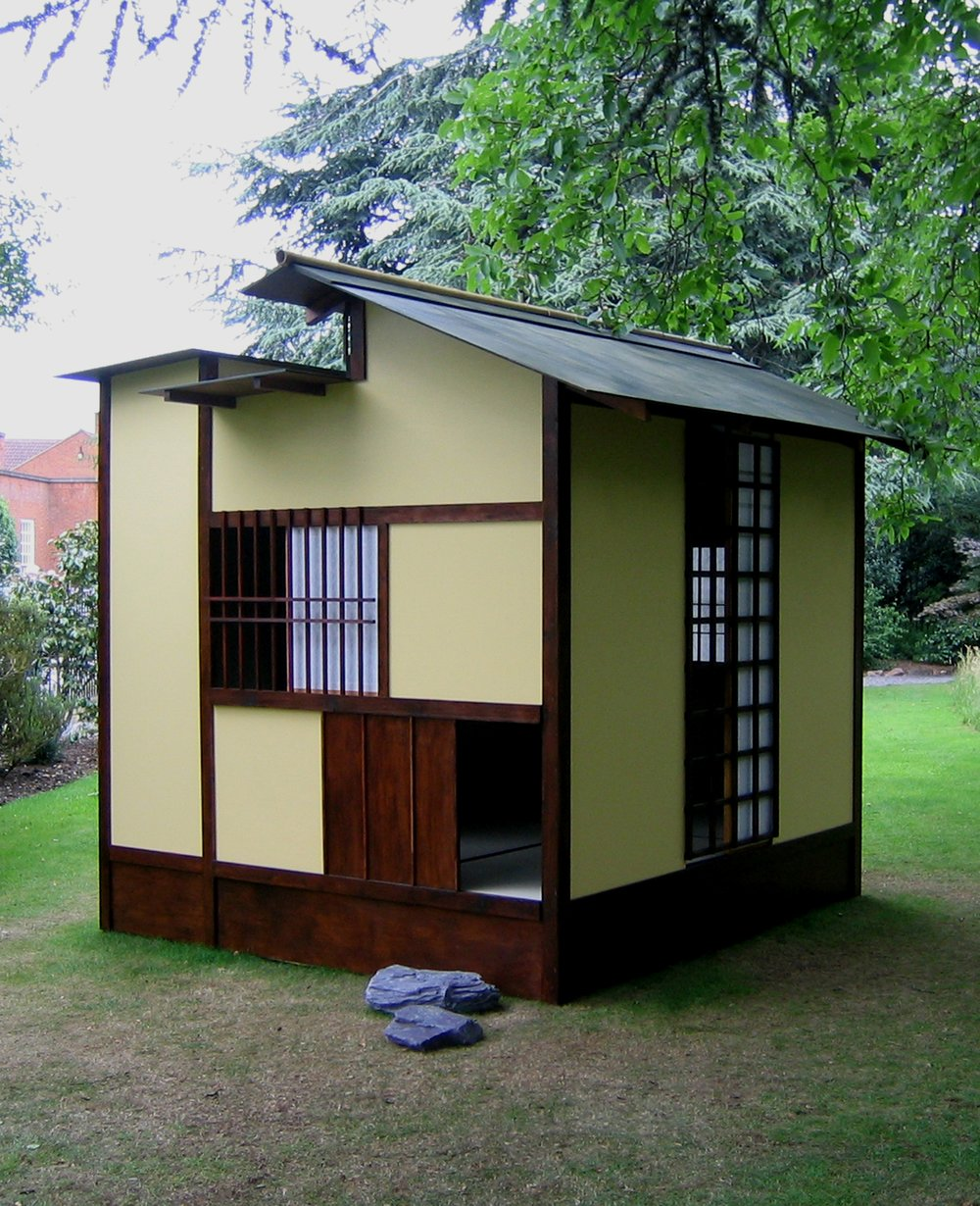 Japanese Tea house 2005