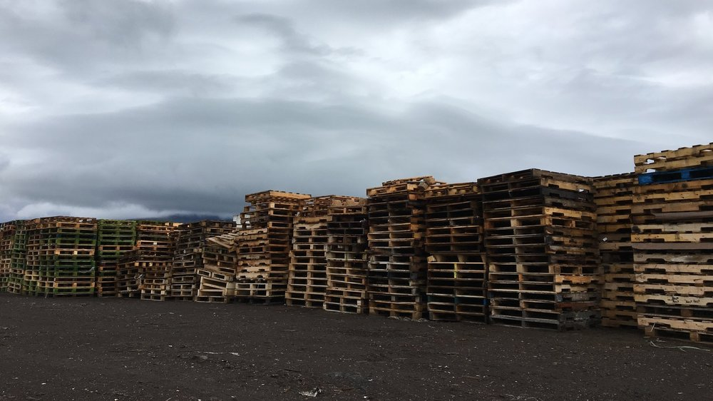 "2017 ""Palette Mountain"" Gufunes, Iceland"