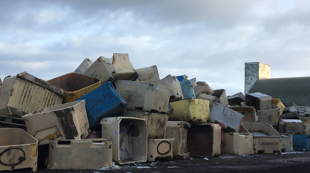 "2018 ""Rocks"" Gufunes, Iceland"