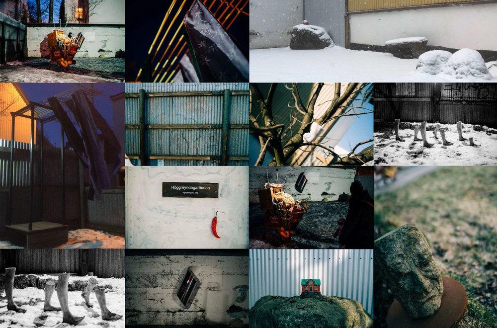 The Icelandic Sculptors Society Winter Exhibition 2019 Reykjavík