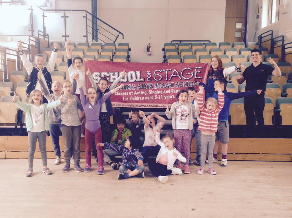 First ever Lancaster School For Stage students