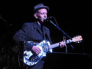 Mark Flanagan (Live)