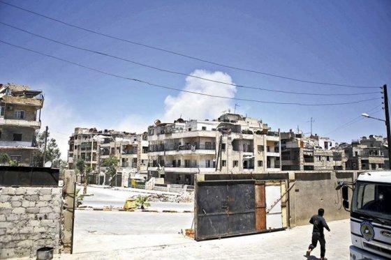 Yo estuve en la guerra siria ©MauricioMoralesD.png