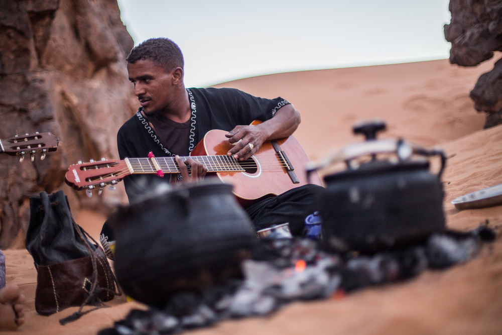 Music is an important aspect of Tuareg culture, and is highly appreciated by the members of the communities not only in Libya but the countries where they have presence.