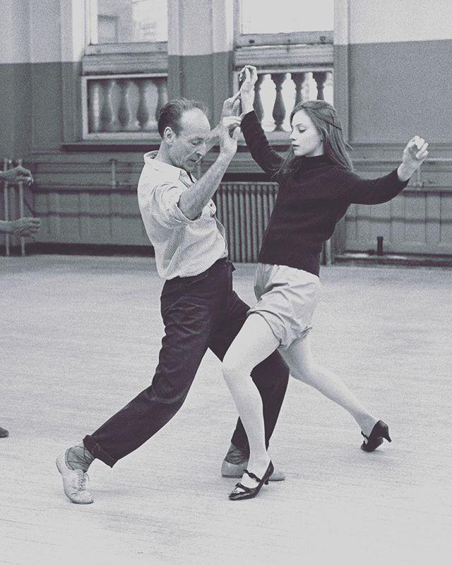 Ballet was my first love. Happy Birthday George Balanchine!