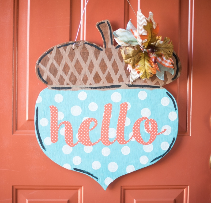 Personalized Door Hangers
