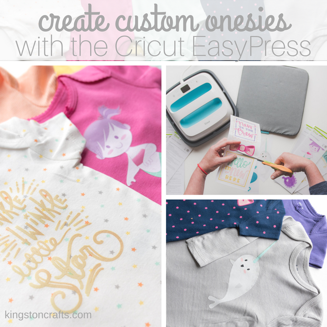 Custom Onesies - Kingston Crafts