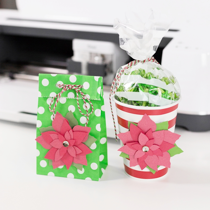Easy Christmas Party Favor in Cricut Design Space