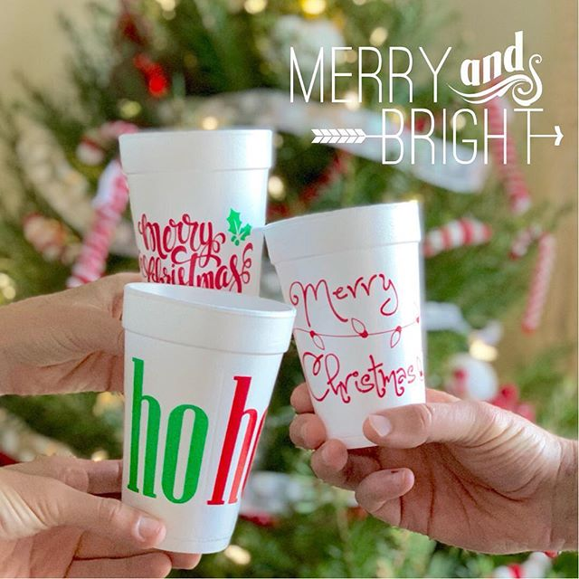 Tis the season for giving...and what better gift than something special for your next celebration! #giveaway #ad . . I'm thrilled to be partnering with @_twofunnygirls_ to share some joy this Christmas Eve! With everything from customized napkins to backpacks to barware, they've got the perfect special touch for your next event. Just tell us what holiday or event you would celebrate, and one lucky winner will receive a $50 credit to their store! Merry Christmas everybody! . . This giveaway is not sponsored by, affiliated with or endorsed by Instagram. Winner will be notified December 26, 2018. #customizedgift #celebratetheseasons #celebrateeveryday #celebratetheeveryday