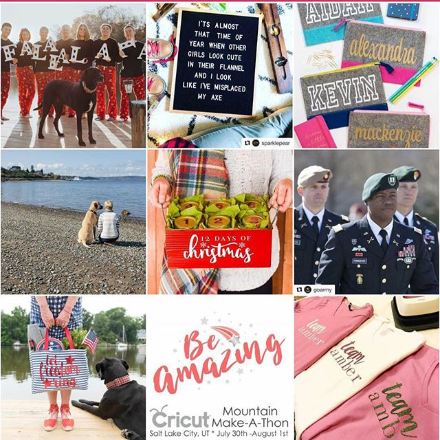 IG tells me that my dogs, my husband, my plebes and my cricut were the best things about 2018 - and IG is right! 😀 Happy New Year everybody - can't wait to see what 2019 brings! #plebesponsor #cricutcrafts #topnineof2018 #danesofig #rltw