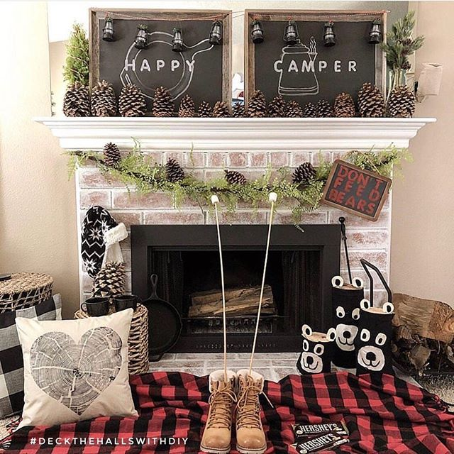 Happy 2️⃣0️⃣1️⃣9️⃣! It's been a fabulous season for all the hosts of #DeckTheHallsWithDIY and we want to thank each and every one of you who has played along! There has been so much holiday inspiration shared and we welcome you to visit the tag and make some new friends and connections 🙌🏻 Our final feature and winner of the $100 Target gift card is Sheri @piratelife4she and her cozy winter Happy Camper setup 🏕 Go visit her feed to see all her fun and creative DIYs, including these adorable bear logs 🐻 The hosts wish you a fabulous New Year and we will see you again later this month for another a fun Valentine's Day tag! Stay tuned! 💘