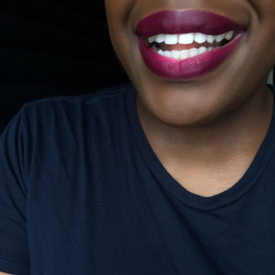 How perfect is this shade? I had to show it again ;)