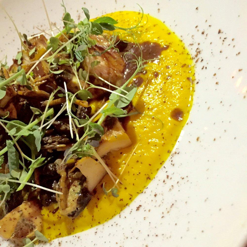 From Valois restaurant