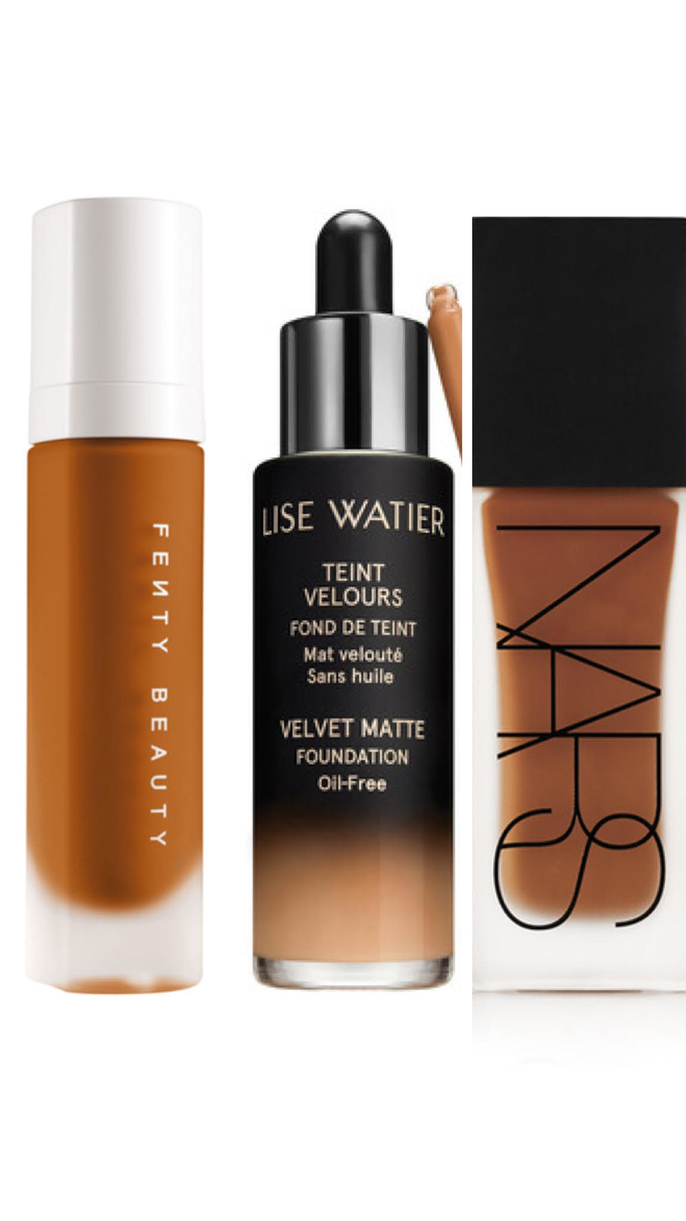 Your Best Foundation Option This Winter Mlle Geri Matte