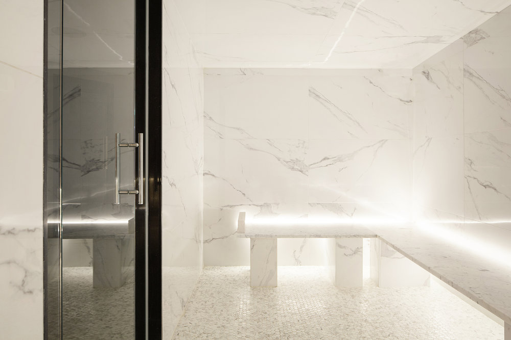 Steam Room @WilliamGray